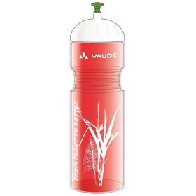 VAUDE Organic Vesipullo 750ml, red